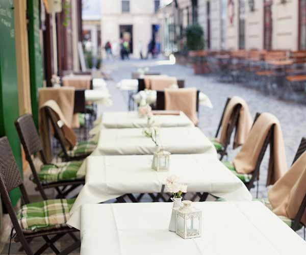 Formation demande d'autorisation de terrasse d'un restaurant Nice 06