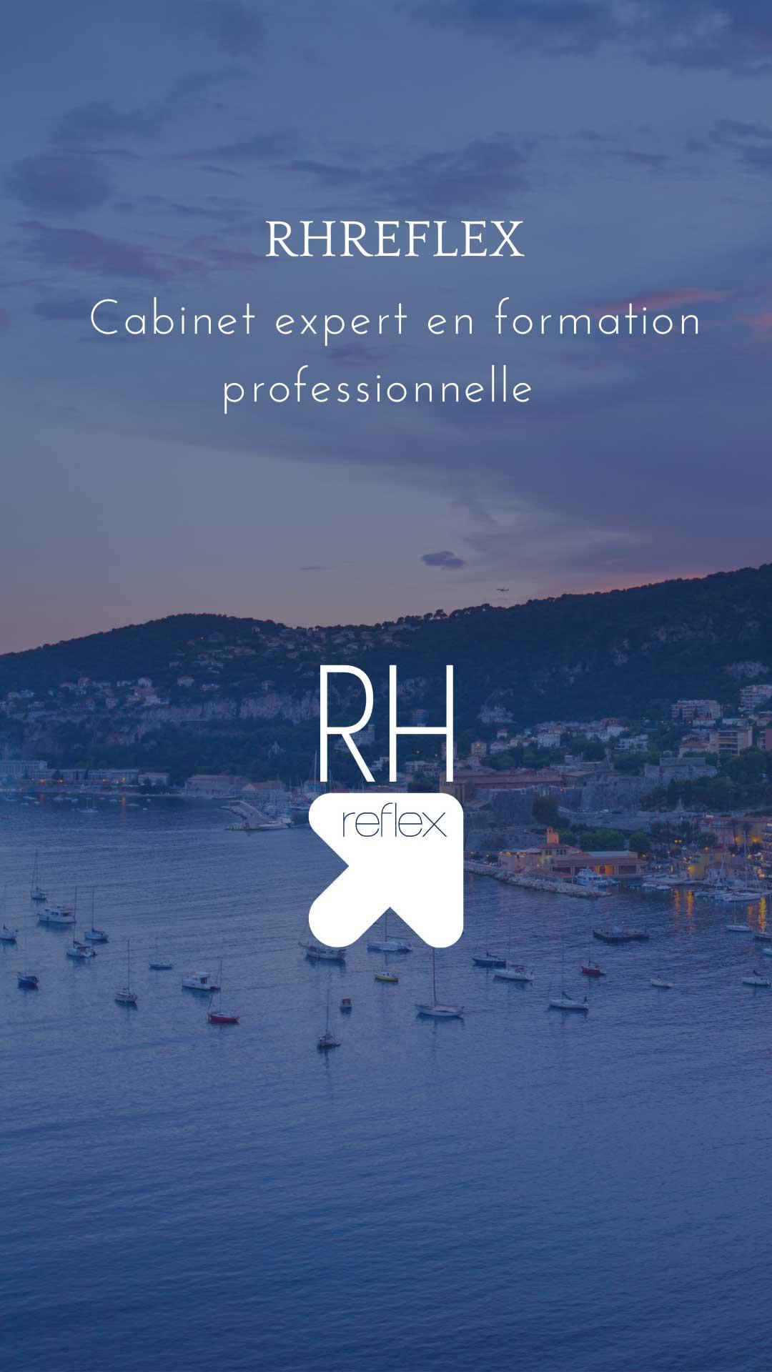 RH REFLEX cabinet expert en formation professionnelle Nice 06